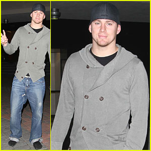 Channing Tatum: We Had A Mini-Moon