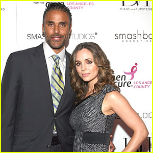 Rick Fox to Appear on 'Dollhouse' with GF Eliza Dushku