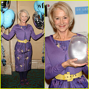 Helen Mirren is A Lifetime Achiever