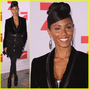 Jada Pinkett Smith is Hawthorne Happy