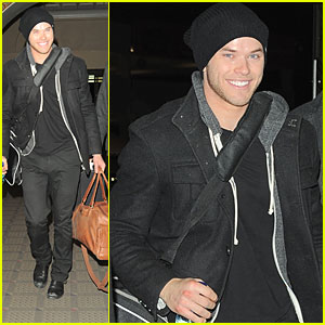 Kellan Lutz: We Really Are So Lucky