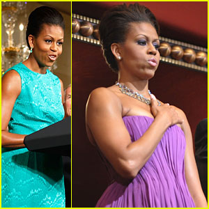 Michelle Obama: Kennedy Center Honors!
