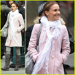 Natalie Portman is Lovely at Lincoln Center