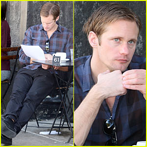 Alexander Skarsgard: Joan's on Third!