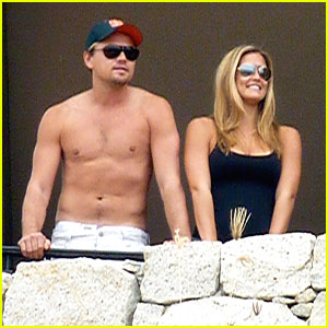 Leonardo DiCaprio & Bar Refaeli: Together Again!