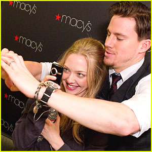 Channing Tatum & Amanda Seyfried are 'Dear John' Joyful