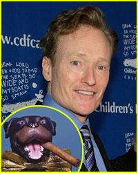 Conan O'Brien Loses Triumph, the Comic Insult Dog?