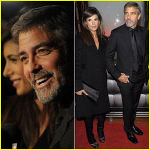 George Clooney & Elisabetta Canalis: Film Critic Couple