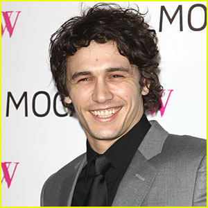 James Franco Gets Artsy for 'General Hospital'