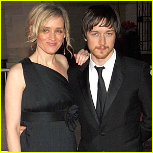 James McAvoy & Anne-Marie Duff Expecting A Child | Anne ...