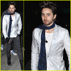 Jared Leto is a Calvin Klein Kind of Guy
