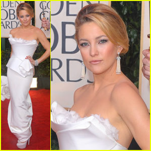Kate Hudson - Golden Globes 2010 Red Carpet