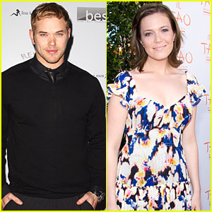 Kellan Lutz is Mandy Moore's New Husband -- EXCLUSIVE!