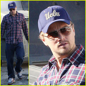 Leonardo DiCaprio In Flannel Is OK