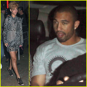 Rihanna & Matt Kemp: Cabo Couple