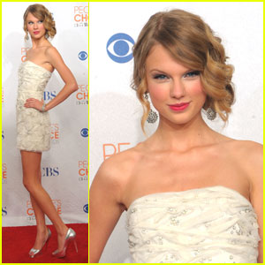 Taylor Swift: 2010 People's Choice Awards