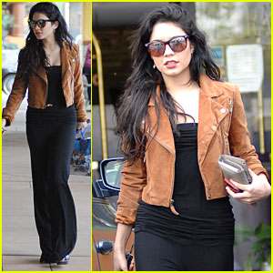 Vanessa Hudgens is a Studio City Sweetheart