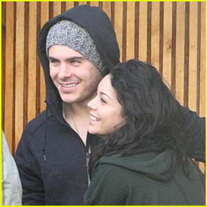 Zac Efron & Vanessa Hudgens: Double Date!