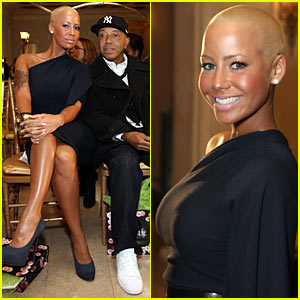 Amber Rose: Laura Smalls Show with Russell Simmons!
