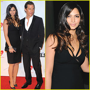 Camila Alves Shows Off Her Post-Baby Body