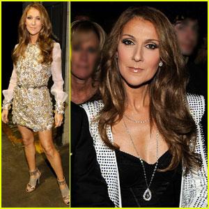 Celine Dion - Grammys 2010