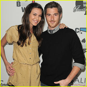 Dave Annable & Odette Yustman Share Engagement Story