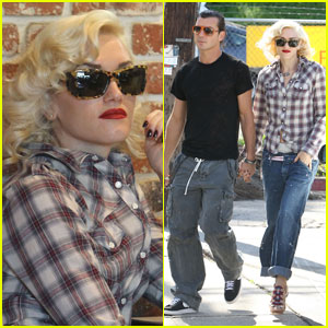 Gwen Stefani &#038; Gavin Rossdale: Lunching Lovebirds