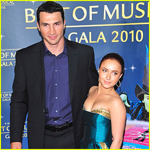 Hayden Panettiere Shares Valentine's Day Plans