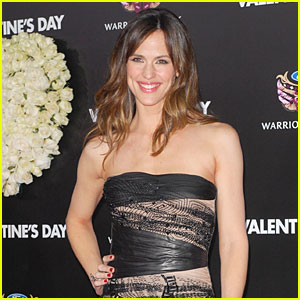 Jennifer Garner Gives Valentine's Day Advice