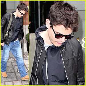 John Mayer Is Ready To Rock