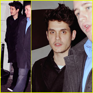 John Mayer to Ke$ha: I Love You!