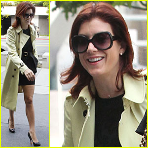 Kate Walsh is a Court House Hottie