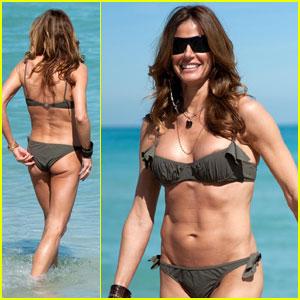 Kelly Bensimon: Playboy Bikini Babe!