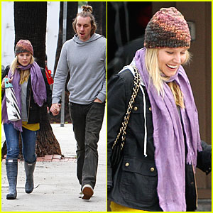 Kristen Bell & Dax Shepard: Breakfast with a Buddy