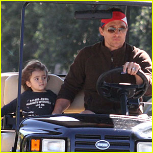 Matthew McConaughey & Levi: Golf Cart Guys
