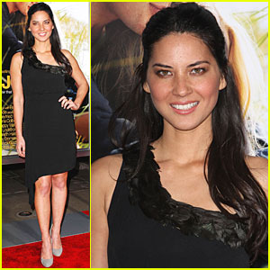 Olivia Munn: I Can Feel Your Halo, Halo