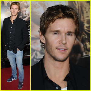 Ryan Kwanten: 'The Pacific' Premiere