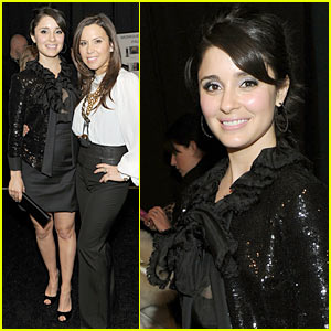 Shiri Appleby Interview -- JustJared.com Exclusive
