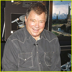 William Shatner to Star in 'S--- My Dad Says' Pilot for CBS