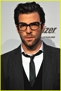 Zachary Quinto: Gearing Up For George Gershwin