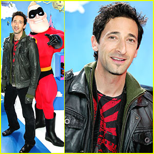 Adrien Brody is a New Generation Guy