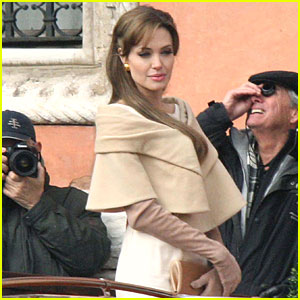 Angelina Jolie: Two New 'Tourist' Co-Stars!