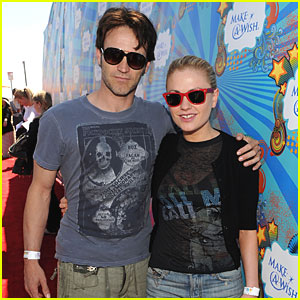 Anna Paquin & Stephen Moyer: Make-A-Wish Mates