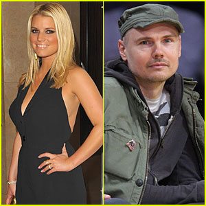 Billy Corgan Talks 'Loving' Jessica Simpson