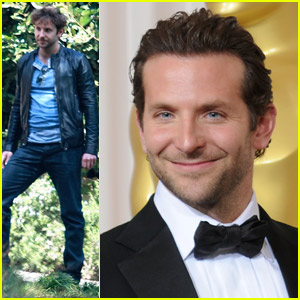 Bradley Cooper: A Day With Oscars