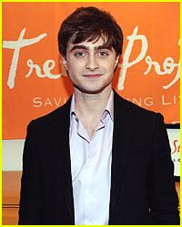 Daniel Radcliffe Films Trevor Project PSA
