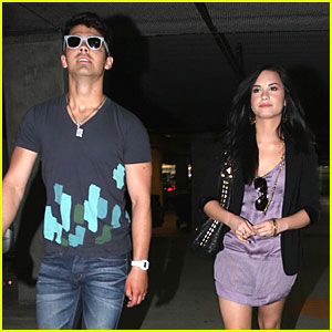 Joe and demi dating march 2010