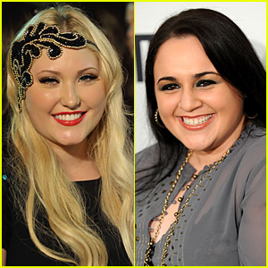 Hayley Hasselhoff & Nikki Blonsky are 'Huge'