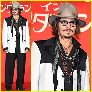 Johnny Depp: The Mad Hatter Was Already Blooming Inside