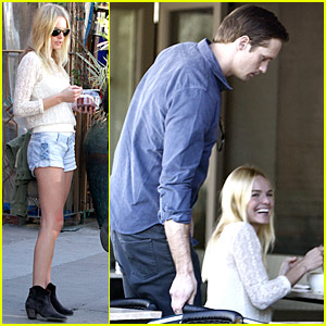 Kate Bosworth & Alex Skarsgard: Doughboys Delicious
